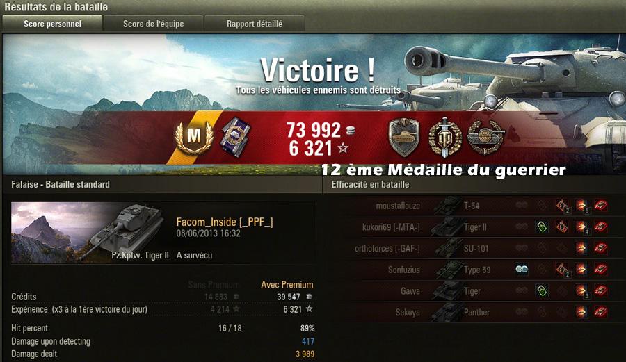 Ma 12 ème MG12