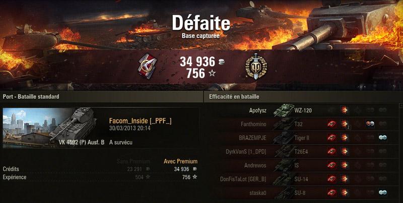Ma 7ème Médaille du guerrier MG7